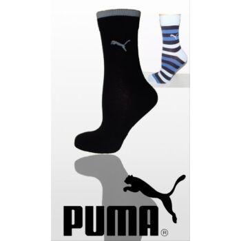 Puma bokazokni 2pár csíkos és egyszínű