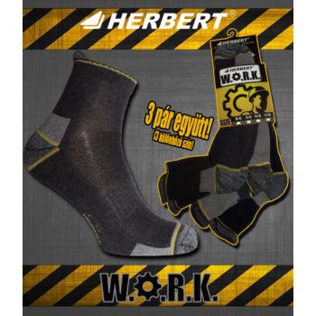 HERBERT Work Felnőtt munkavédelmi zokni