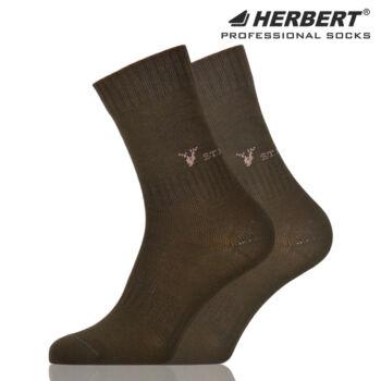 Herbert erősített vadász bokazokni