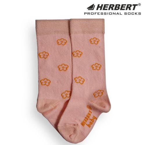Herbert bébi apró virág mintás térdzokni