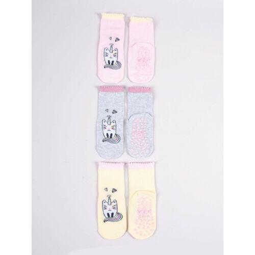 SKC/ABS csúszásgátlós baby zokni