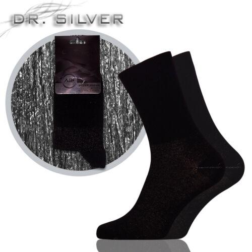 Dr.Silver Luxury ezüst zokni