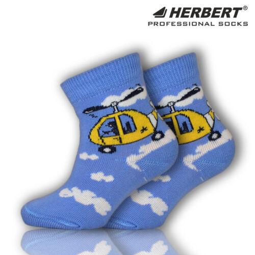 Herbert helikopteres bébi bokazokni