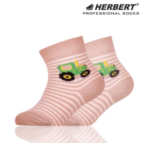 Herbert bébi bokazokni traktor mintával