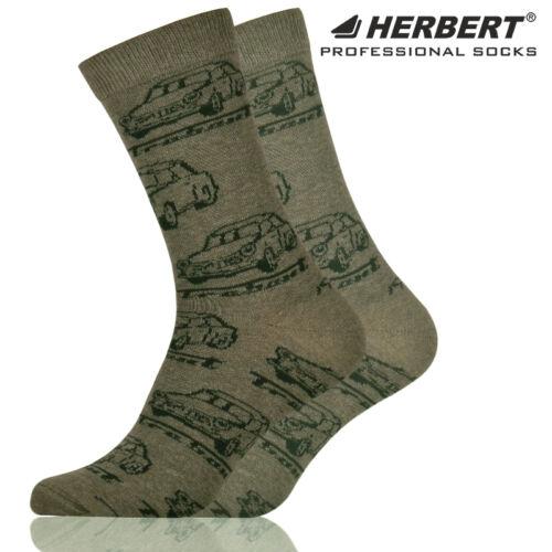 Herbert felnőtt bokazokni trabant mintával