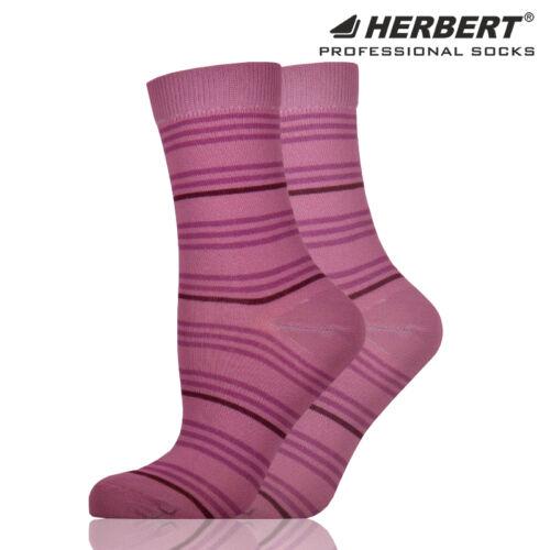 Herbert felnőtt bokazokni tripla csíkozással