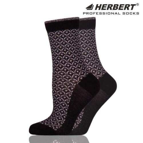 Herbert felnőtt bokazokni fehér pikkely mintával