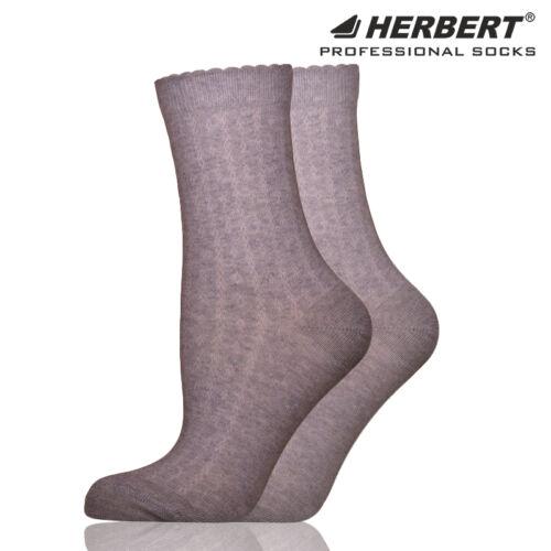 Herbert felnőtt bokazokni önmagában csipke mintával