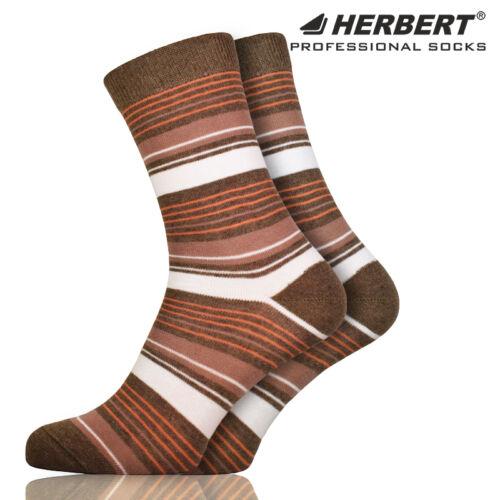 Herbert felnőtt férfi mintás bokazokni