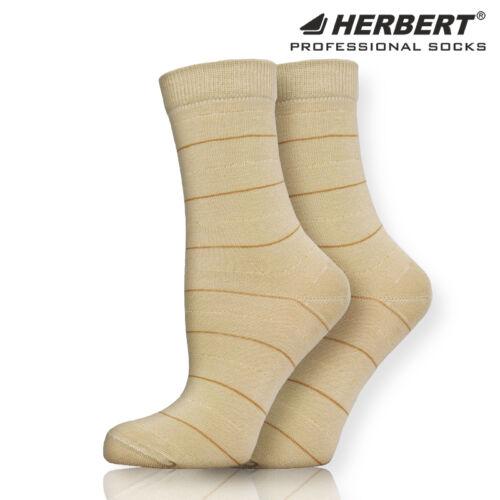 Herbert felnőtt csíkos női bokazokni