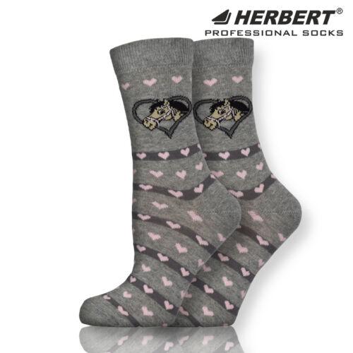 Herbert felnőtt lovacska mintás bokazokni