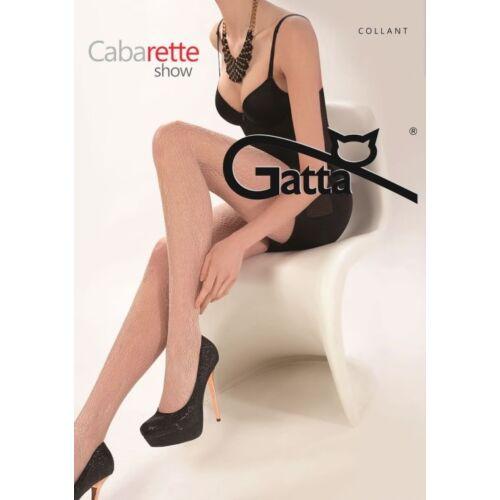 Gatta Cabarette Show 09 necc harisnya