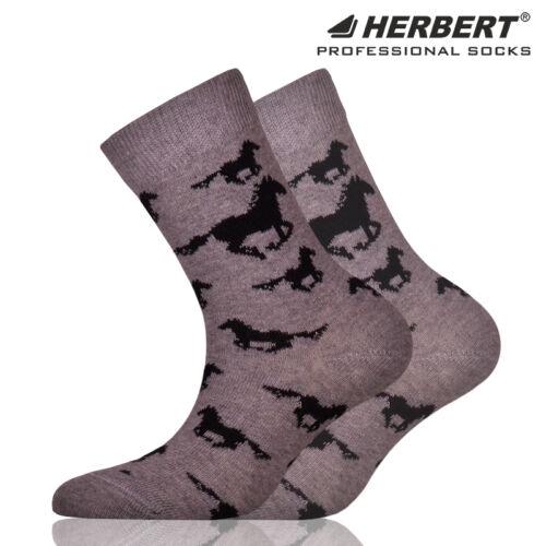 Herbert gyerek bokazokni fekete lovacskákkal