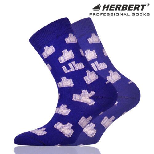 Herbert gyerek bokazokni like mintázattal