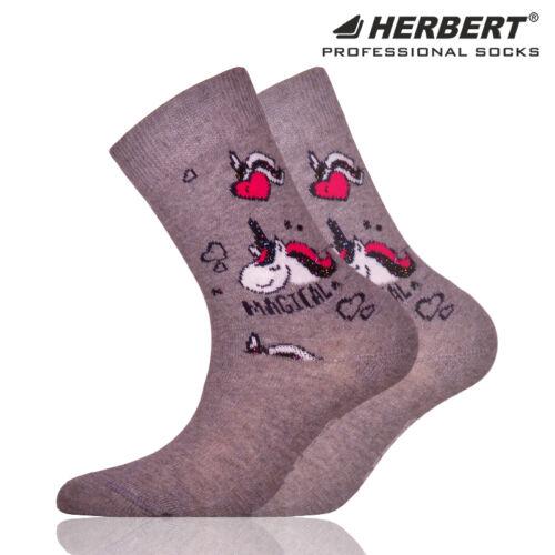 Herbert gyerek bokazokni varázslatos unikornis mintával