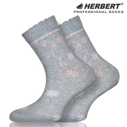 Herbert mintás gyerek bokazokni kislányoknak