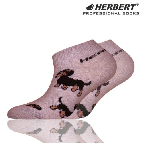 Herbert gyerek titokzokni tacskó mintázattal