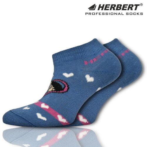 Herbert szívecskés-lovacskás gyerek titokzokni