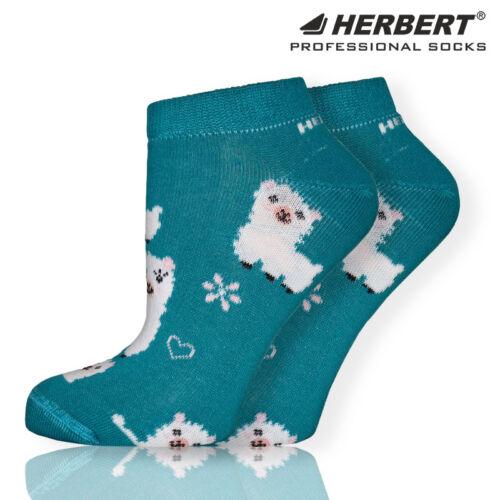 Herbert felnőtt titokzokni kis láma mintával