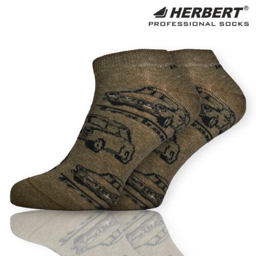 Herbert felnőtt titokzokni retró trabant mintával