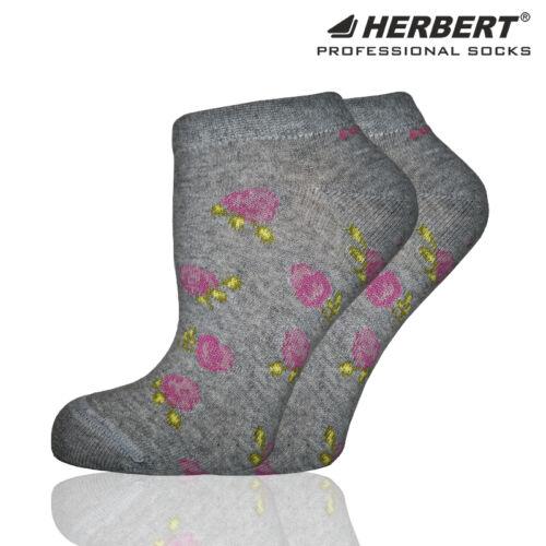 Herbert felnőtt titokzokni apró rózsa mintával