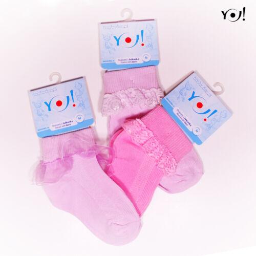 SKFA csipkés gyerek zokni