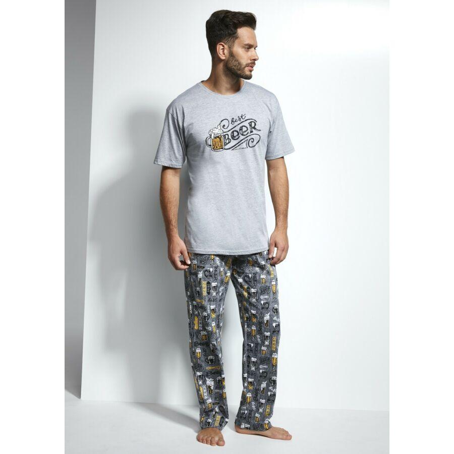 134/121 hosszú férfi pizsama