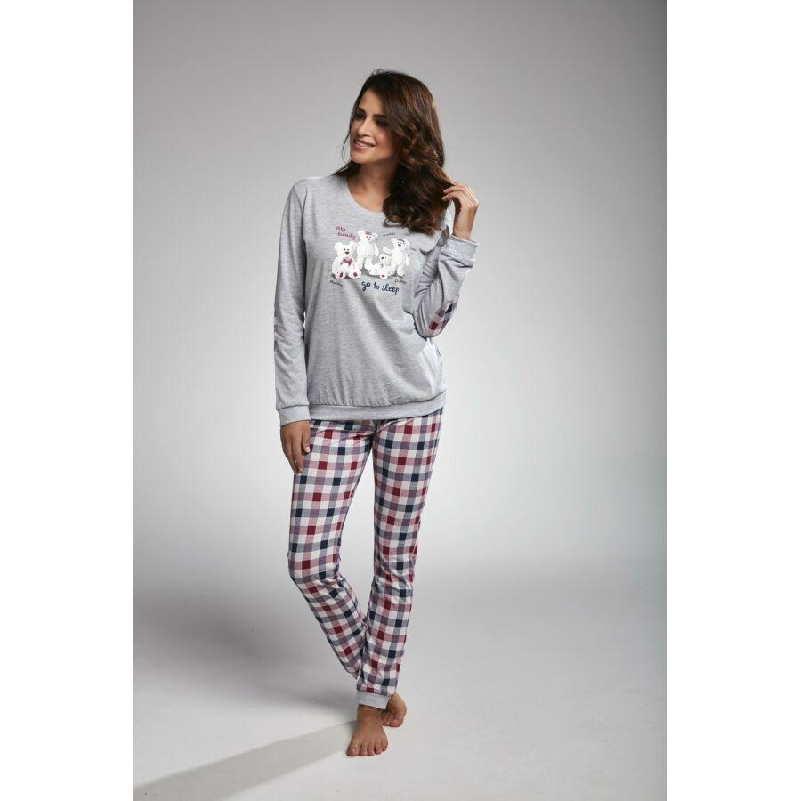 173/169 hosszú nöi pizsama