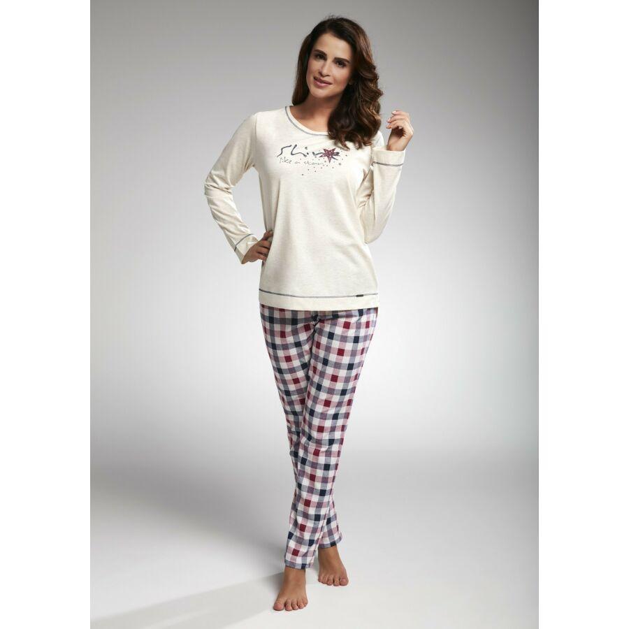 655/163 hosszú nöi pizsama