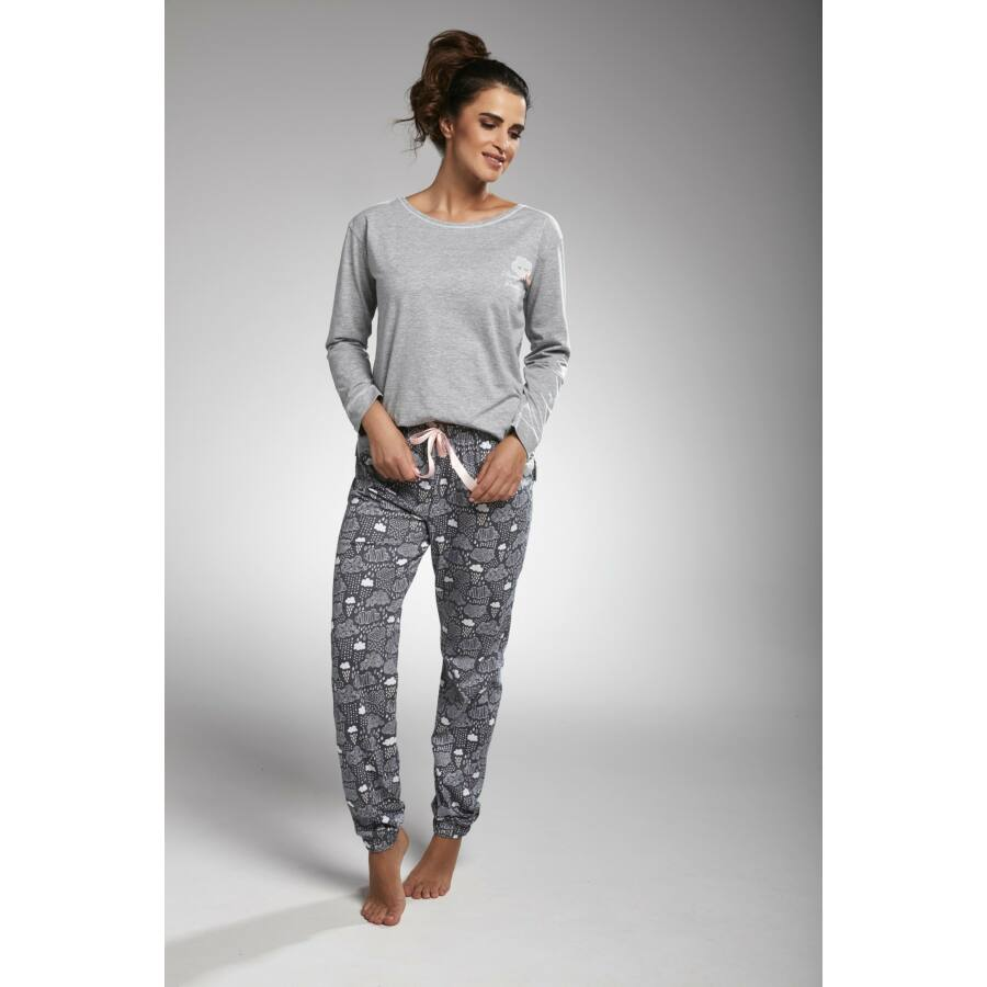 685/165 hosszú nöi pizsama