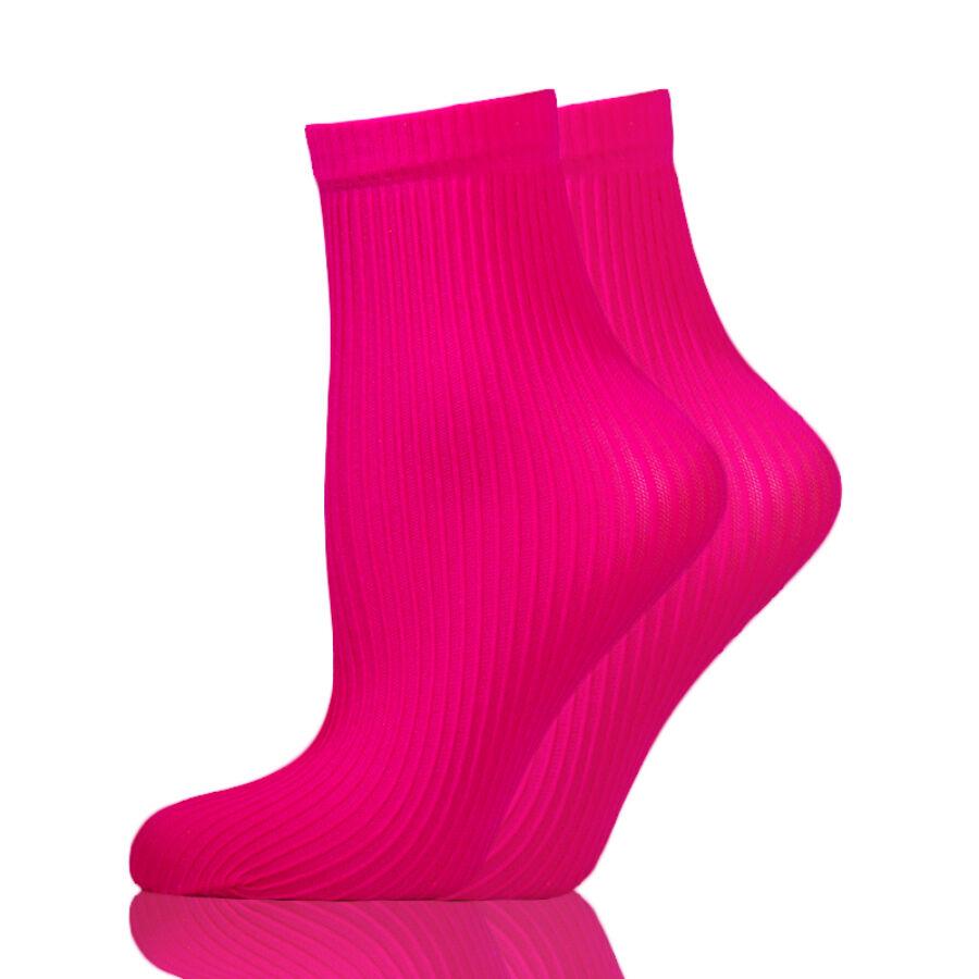 Marilyn  forte socks amarant uni#boka