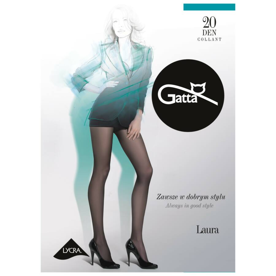 20 den LAURA classic harisnyanadrág