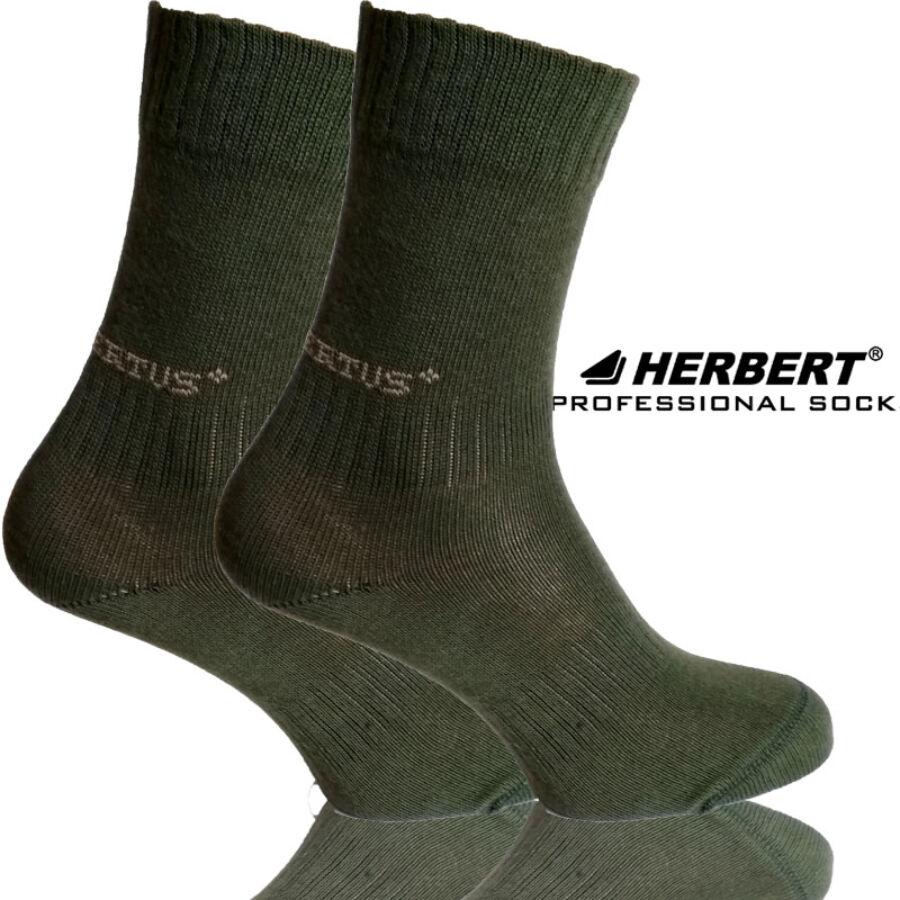 Herbert pamut vadász bokazokni