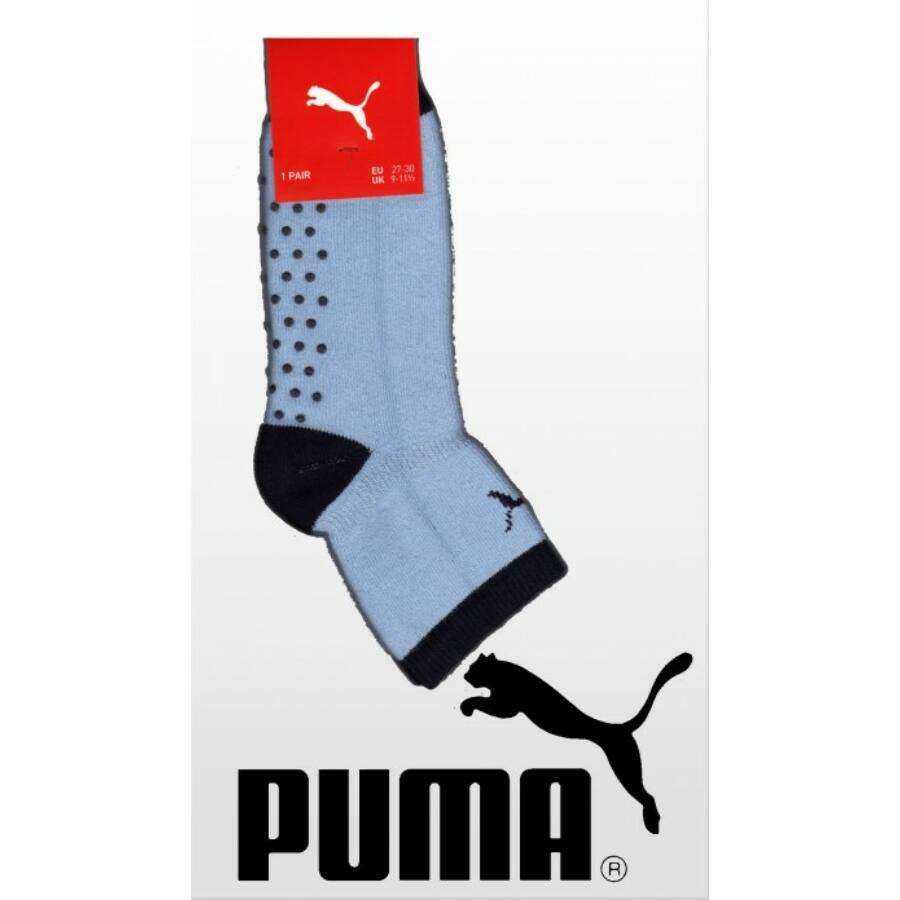 Z. Puma  frottír zokni
